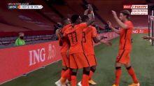 Foot - L. nations : Tous les buts de Pays-Bas - Pologne