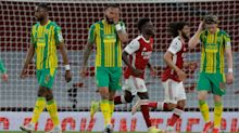 West Brom relegated after Nicolas Pépé's thunderbolt for Arsenal