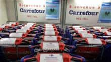 Carrefour steps up e-commerce push, chases Tencent deal in China