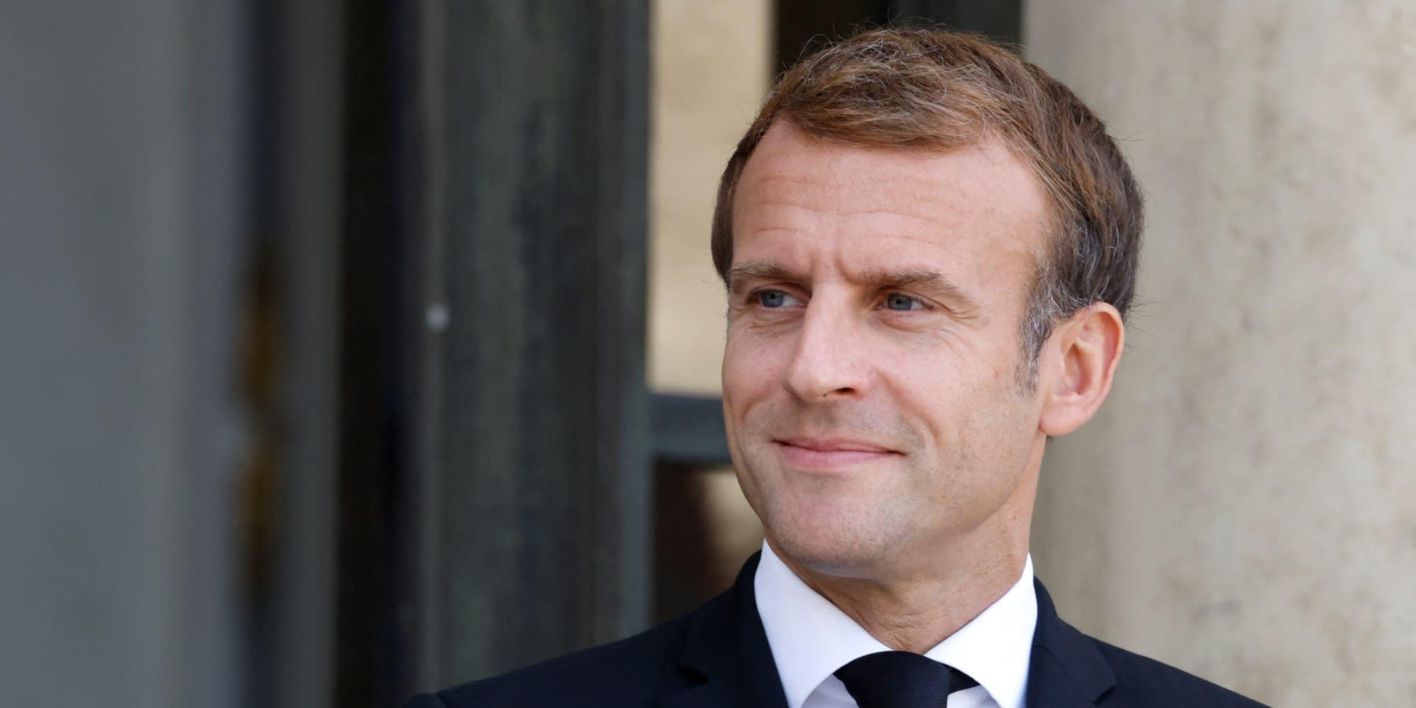 """Macron à Marseille : """"On attend de l'État des décisions"""", rappelle le maire Benoît Payan"""