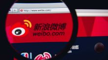 Weibo Earnings Mixed; Chinese Social Media Giant Falls Sharply