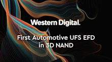 Western Digital Enables Advanced Automotive Systems with New 3D NAND UFS Embedded Flash Drive