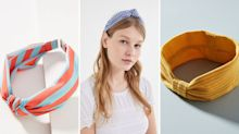 15 Cutesy Knotted Headbands Perfect For Spring And Summer