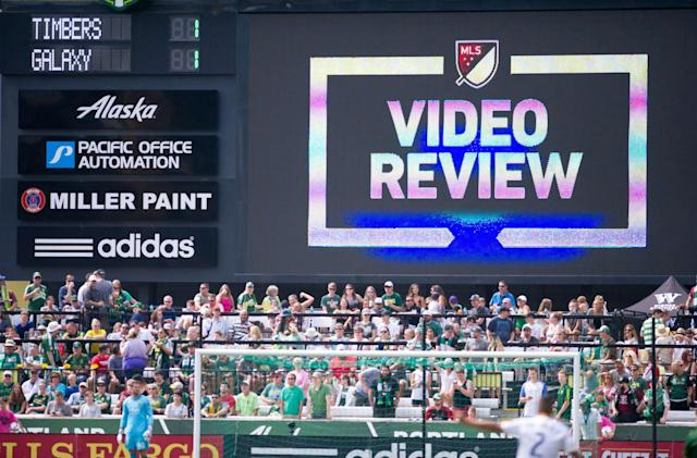 Video reviews are already proving their worth in MLS
