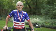 90-year-old cyclist stripped of title after failing anti-doping test