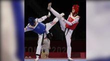 狂賀「嘉翎」!中華跆拳女將羅嘉翎 勇奪東奧銅牌