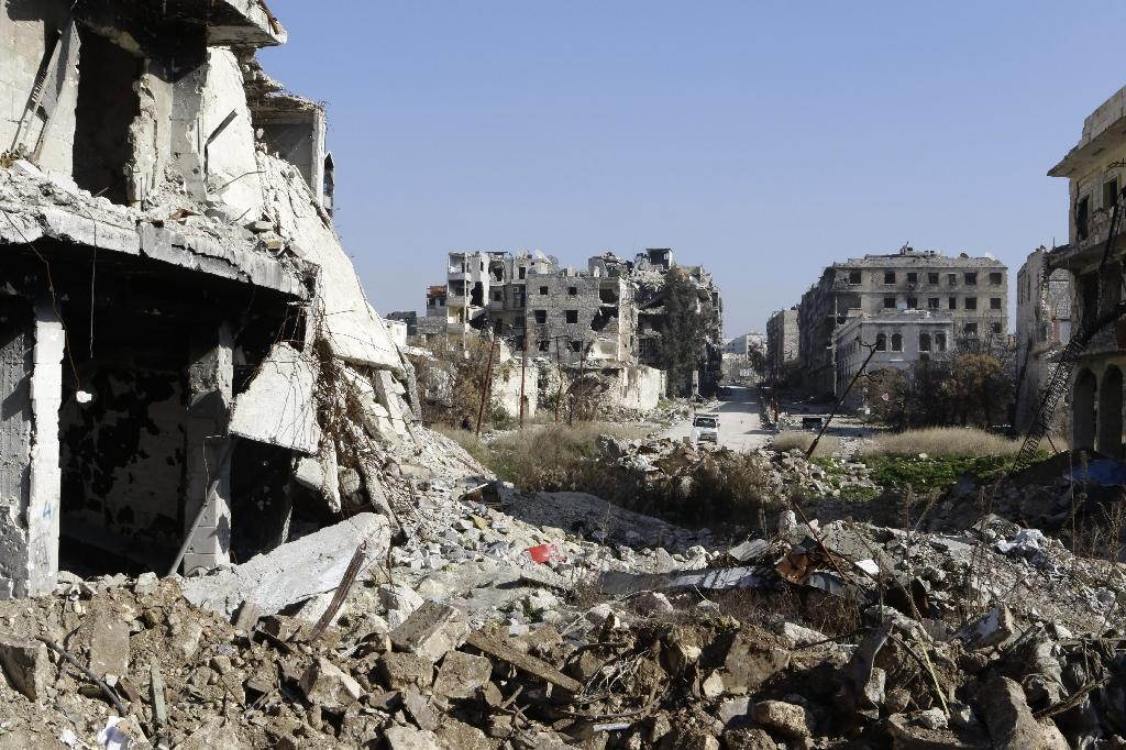 More than 310,000 people have been killed and millions displaced since the start of the Syrian conflict in March 2011
