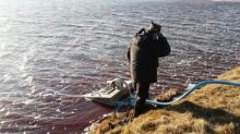 Behörden: Ausbreitung von in der Arktis ausgelaufenem Dieselöl gestoppt