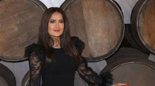 This is why Salma Hayek avoids talking about Mexico's problems on social media