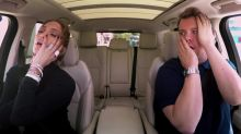 James Corden Texts Leonardo DiCaprio On Jennifer Lopez's Phone During Carpool Karaoke
