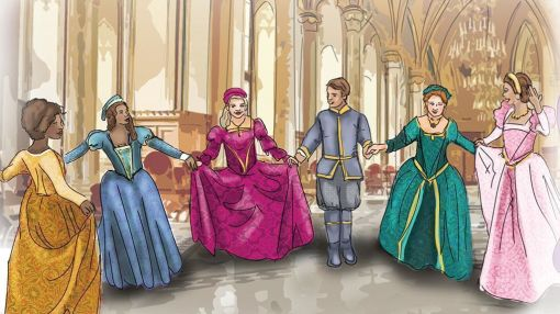 Prince Transforms Into a Princess in New Children's Book