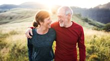 Is a happy wife the secret to growing old gracefully?