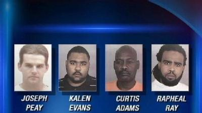 S. Ind. Police Say They Break Up $500,000 Drug Ring