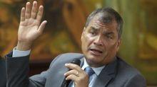 """Rafael Correa: la Justicia de Ecuador falla contra el expresidente en el caso """"Sobornos"""" y termina con sus aspiraciones de ser candidato a vicepresidente"""