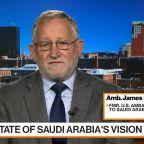 Saudi Vision 2030 Plan 'Bogged Down,' Former Amb. Smith Says