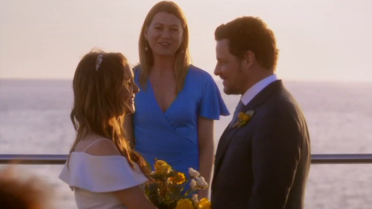 Greys Anatomy Says Goodbye To Beloved Characters Video
