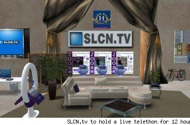 SLRFL08: Live music and a telethon