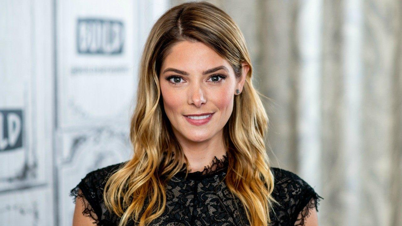 Ashley Salazar Nude Photos ashley greene shares naked pic from a nude beach during