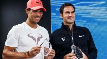 Nadal pokes fun at Federer over clay court absence