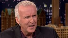 James Cameron claims Wonder Woman film was 'a step backward'