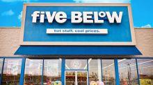 Will Five Below Stock Be This Week's Biggest Winner?
