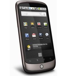 Feel-goodroid: Nexus One is in the black, 60K Android devices activated per day