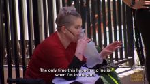 Kelly Osbourne has severe allergic reaction to the sun on 'Battle of the Network Stars'