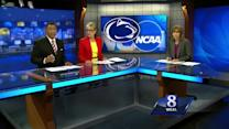 Have NCAA sanctions made economic impact on PSU?