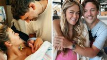 Steph Claire Smith welcomes baby boy and shares first photos