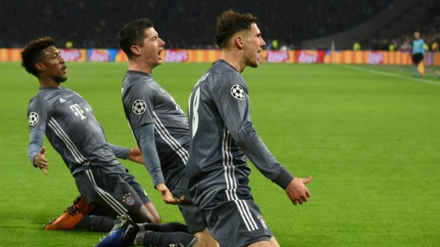 Late strike ends Coman retirement talk, says Bayern coach Kovac