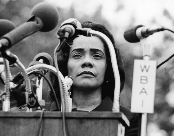 Coretta Scott King Was Just As Influential As Her Husband, Martin Luther King Jr