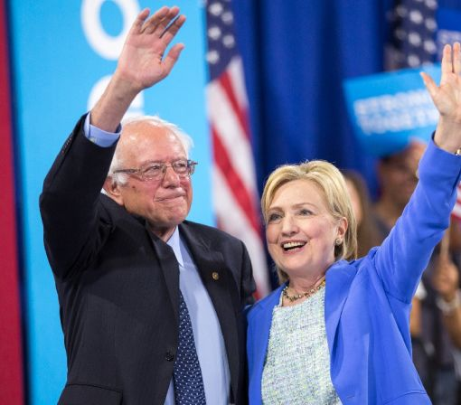 Leaked emails threaten image of Democratic party unity