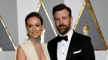 Olivia Wilde had the cutest pool party with her husband and son