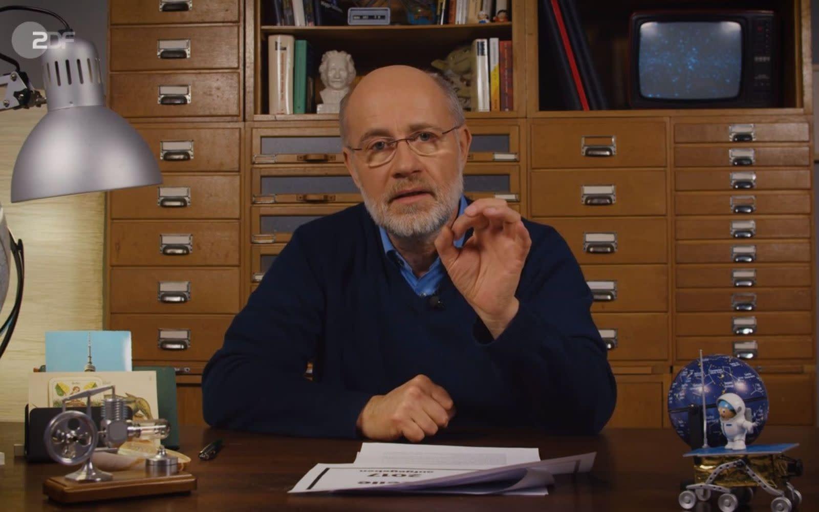 prof. harald lesch