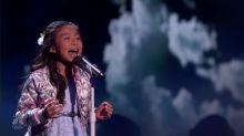 9-year-old Celine Tam crushes Disney's 'Moana' song 'How Far I'll Go' on 'AGT'