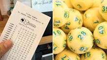 Hunt for mysterious winner of $20m OzLotto jackpot