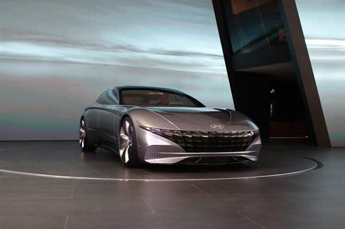 Hyundai 'Le Fil Rouge (HDC-1)' Concept