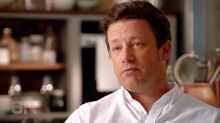 'It's a huge weight': Jamie Oliver under fire after restaurant closures