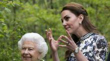 Herzogin Kates Fotoschau ist eröffnet - und die Queen ist begeistert