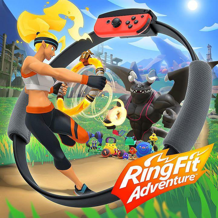 Mystery Nintendo Switch exercise accessory is called Ring-Con, coming in October