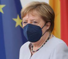 Angela Merkel gets Moderna as second jab after AstraZeneca first dose