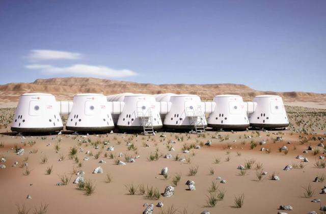 Five questions for the man who's determined to put life on Mars