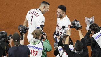 Judge dismisses one lawsuit against Astros, Sox