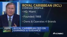 Royal Caribbean CEO says company has been overcoming risi...