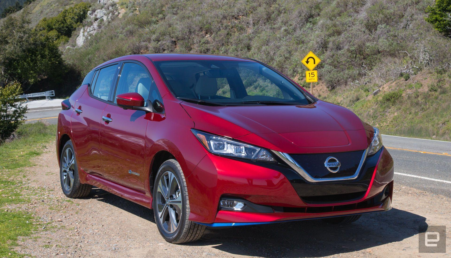 Apple reportedly also spoke to Nissan about building a self-driving EV