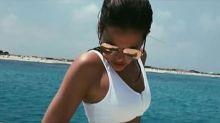 Bruna Marquezine causa em viagem pela Europa