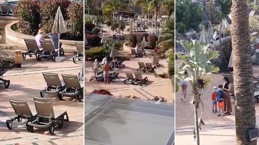 'Guests ignore quarantine to swim in virus-hit hotel'