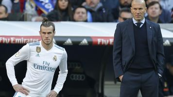 How did Bale's time at Real Madrid turn ugly?