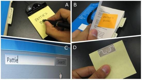 MIT reinvents the Post-It note... with Post-It notes