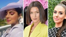 5 Ways To Re-Work Your Noughties Pastel Eyeshadow, According To The A-List